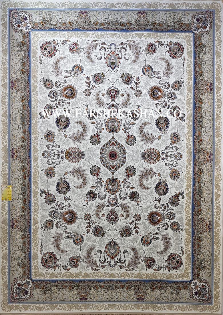 فرش طرح گل افشان 1200 شانه