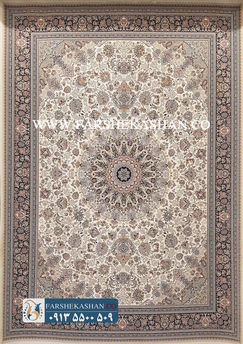 فرش 1500 شانه طرح اصفهان