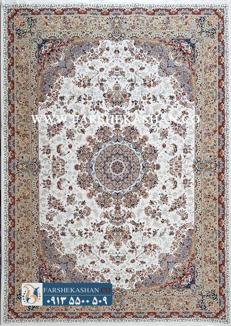 خرید فرش 1500 شانه طرح جدید زیبا